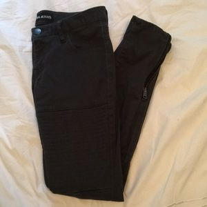 Express moto jeans